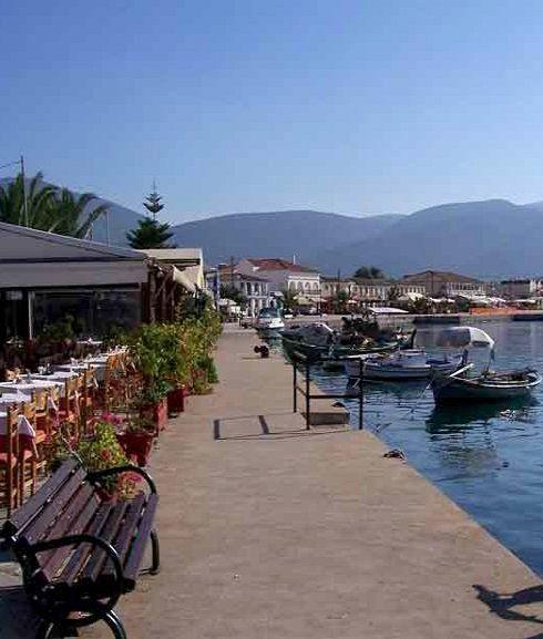 Sami, Kefalonia Island (Ionian), Greece