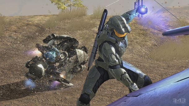 The Unexpected Surprises Of Replaying Halo, Halo 2, Halo 3, And Halo 4 - Halo: Master Chief Collection - Xbox One - www.GameInformer.com