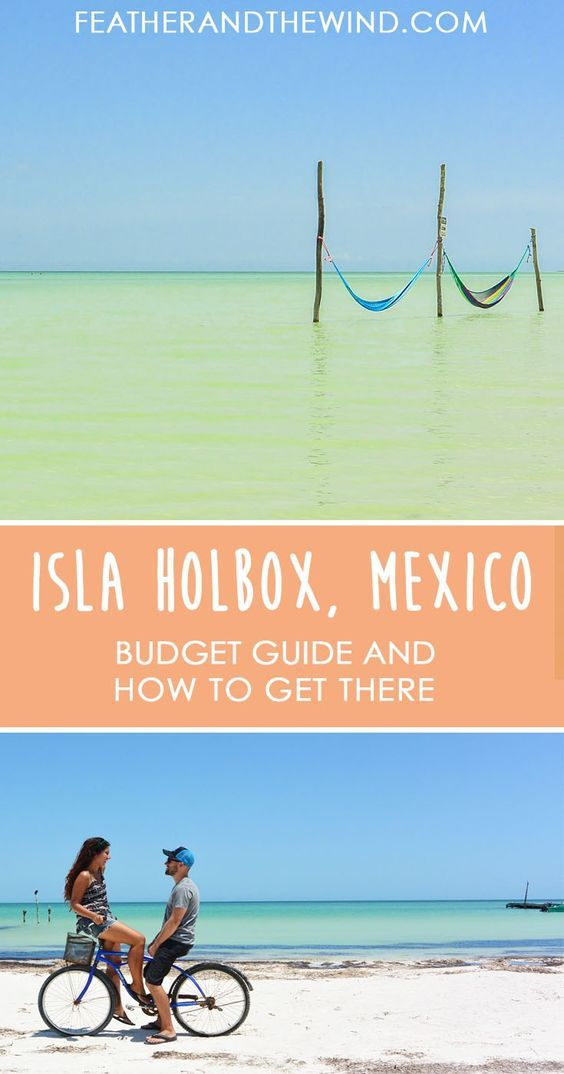 Everything you need to know about Isla Holbox, Mexico: Budget Guide + How To Get There + Cheap Things To Do