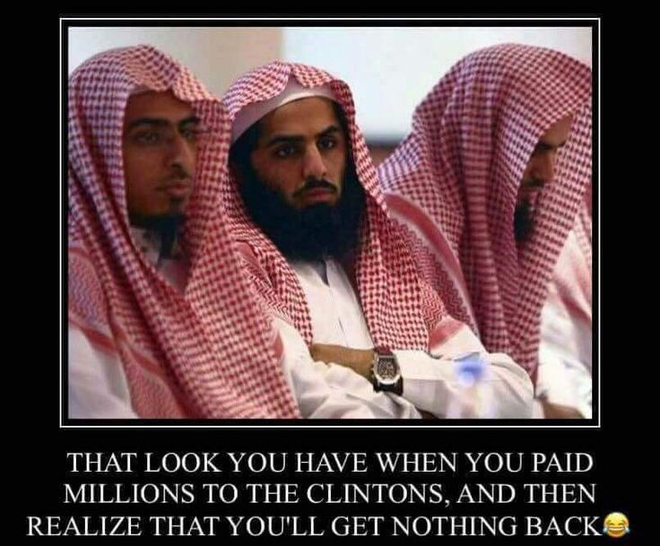 That moment when you reflect on having donated millions to the Clinton Foundation and realize you'll be getting nothing in return ~@guntotingkafir GOD BLESS AMERICA AND GOD BLESS PRESIDENT TRUMP!!!
