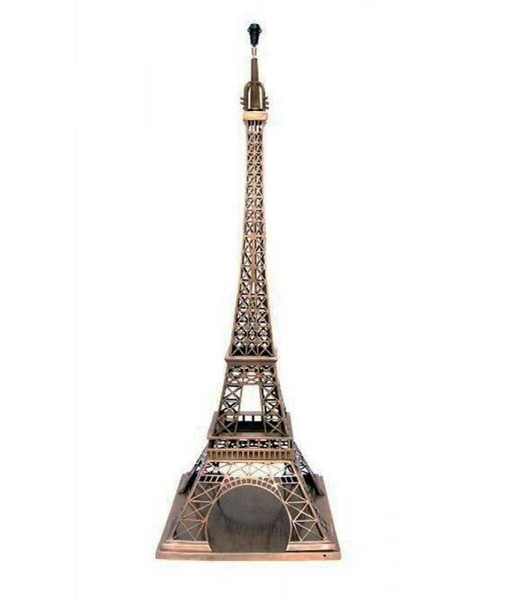 Van Roon Living Lampenvoet Paris Eifeltower 85 cm