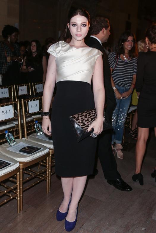 Неделя моды в Нью-Йорке:  Мишель Трахтенберг