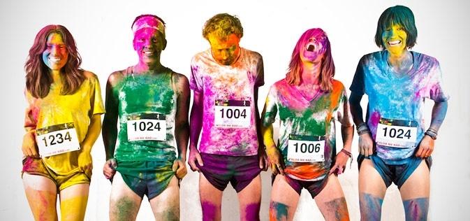 Rainbow Geeks: Color Me Rad