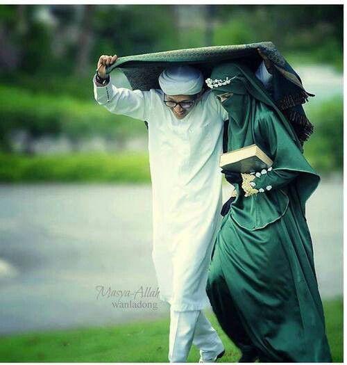 muslim couple #Perfect Muslim Wedding