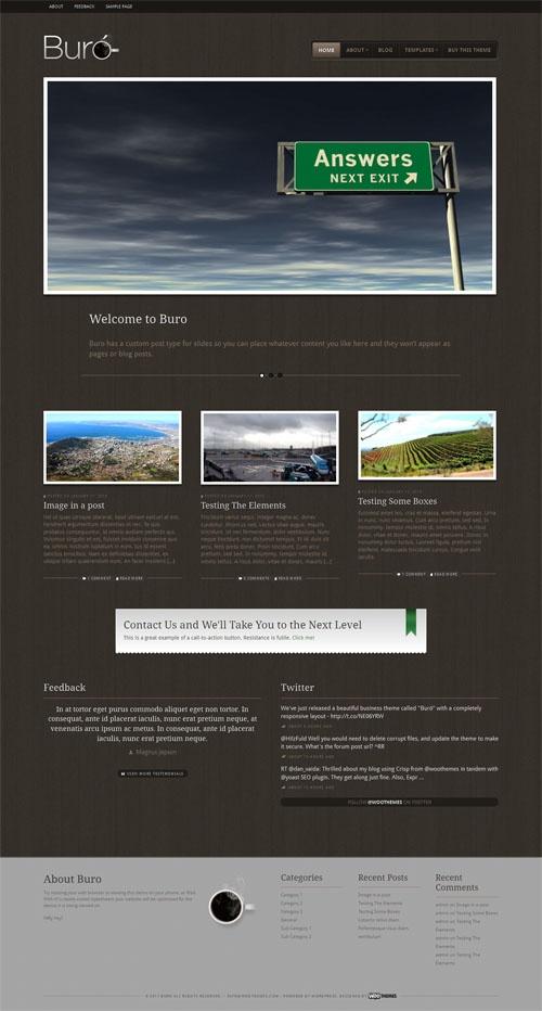 Layout, responsive design, content variation