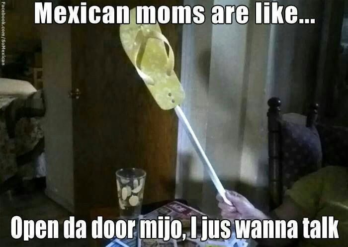 Growing up Mexican