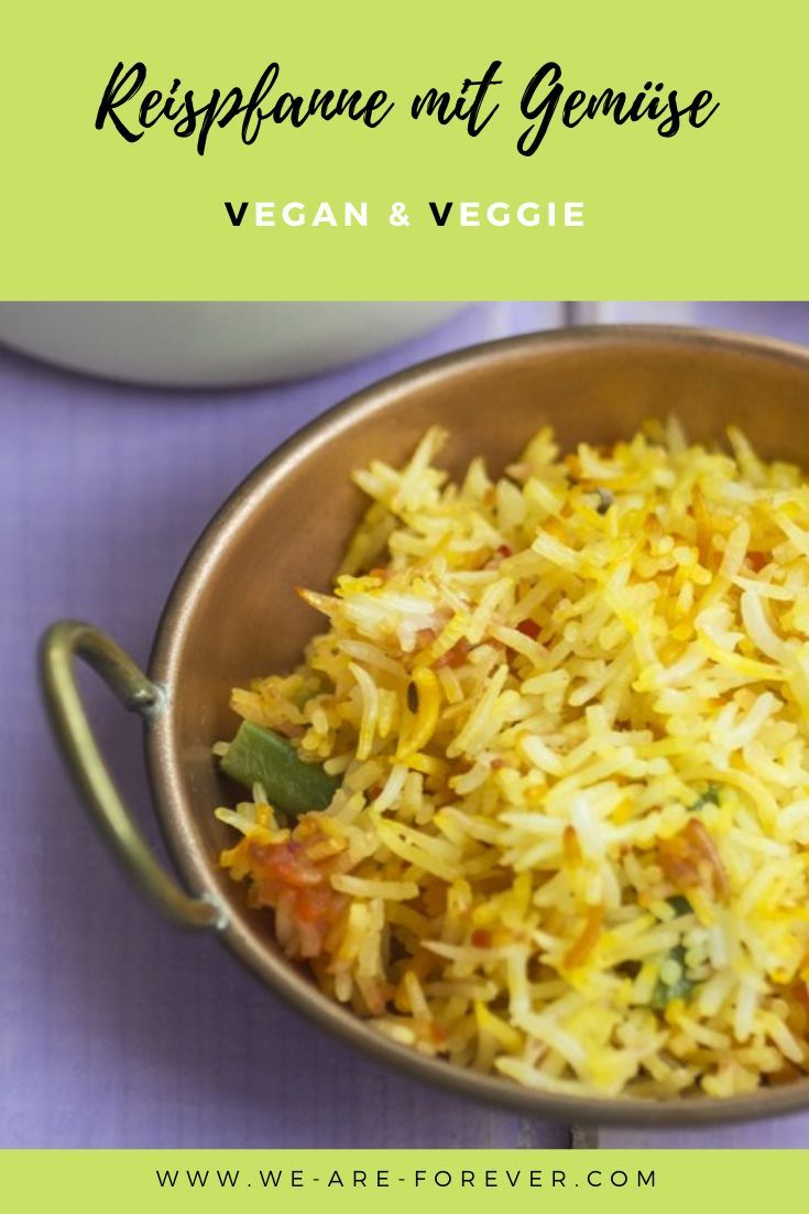 Rezept Reisfpanne Mit Gemuse In 2020 Reispfanne Mit Gemuse Rezepte Reispfanne Rezept