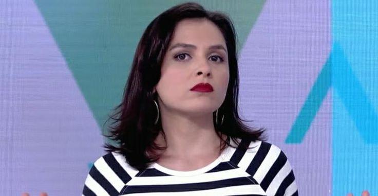 """Mônica Iozzi é condenada a pagar R$ 30 mil a ministro Gilmar Mendes - O juiz que analisou o caso disse que Mônica podia opinar, mas não """"violar a dignidade , a honra e a imagem """", de Mendes."""