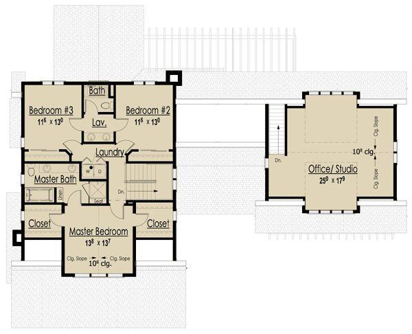 Plan w18240be storybook bungalow joy studio design for Storybook craftsman house plans