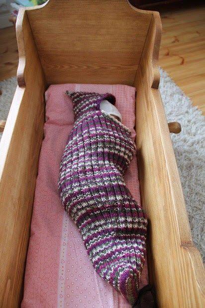 Pieni lankarulla: Toukkapussi, villakapalo
