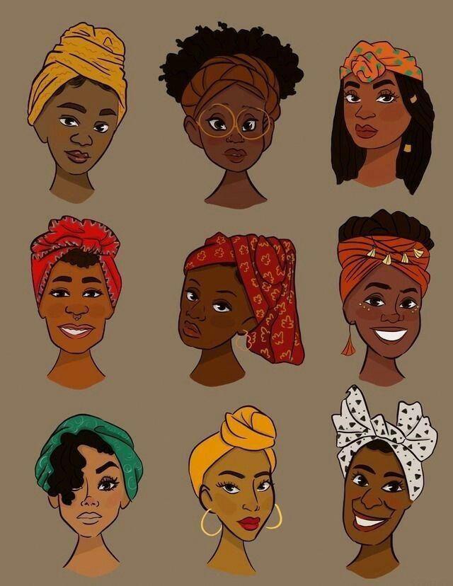 Natural Hair | Good Hairstyles For Black Women | Cute Short Black Hair 20181119 …   – Head Wraps