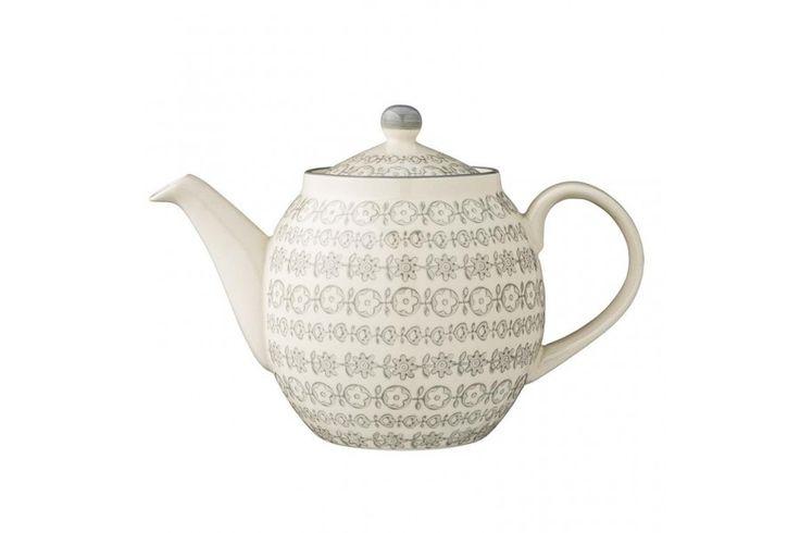Aerul Vintage nu a fost niciodata mai usor de adus in casa ta! Descopera aromele sofisticate in Ceainicul Karine. #SomProduct #teatime #kettle #style #pottery