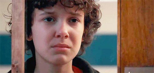 Millie Bobby Brown as Eleven / Jane | Stranger Things 2