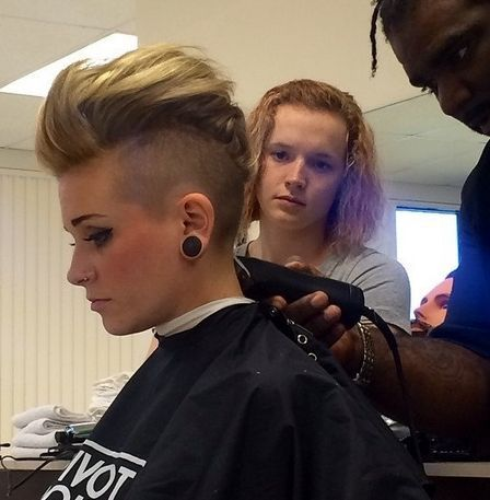 pictures of haircuts for 25 beste idee 235 n korte undercut op 4639