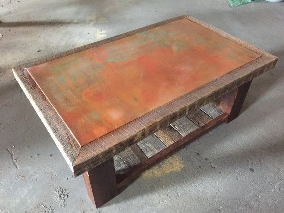 12 Best Stylish Copper Coffee Tables Images On Pinterest