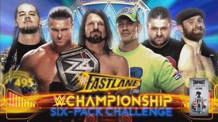 WWE FASTLINE 2018 THEME SONG SUR – LEAN BACK Lyrics