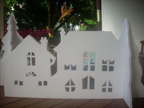 village carton plume acte 2 carton plume pinterest art. Black Bedroom Furniture Sets. Home Design Ideas