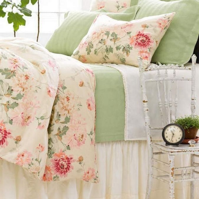 41+Things You Should Know About Beautiful Shabby Chic Bedroom Ideas for Woman – … – Jey