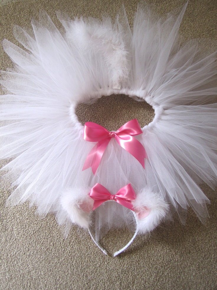 Marie costume I could totally make or make tutus for all the girl cats!