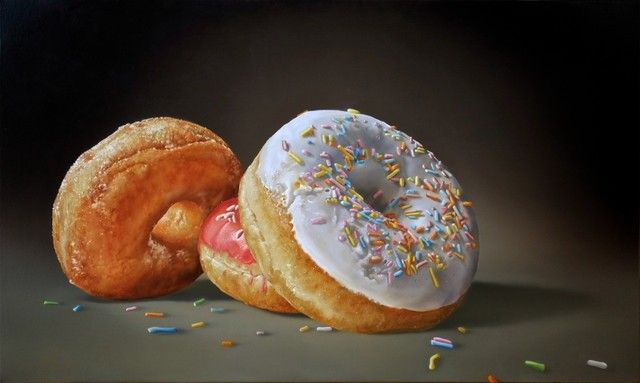 Tjalf Sparnaay, 'Donuts,' 2015, Bernarducci.Meisel Gallery
