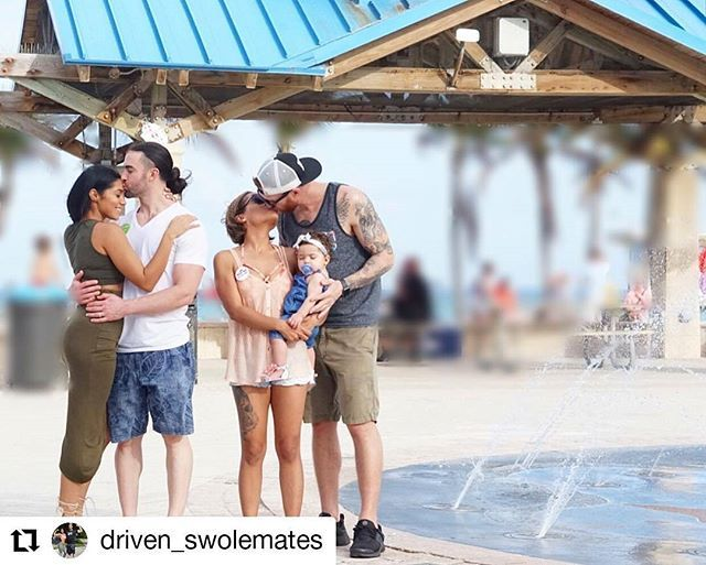 Credit to @driven_swolemates    The most precious part of time freedom is spending that time doing what you love with who love. #doubleLunchDate. . #tuesdayByTheBeach. . #WeWorkFromAnyWhere . #besties. . #coachesDeniandRahjanni . #weDoHerbalife. . . . . Incomes applicable to the individuals(or examples) depicted and not average. For average financial performance data see the Statement of Average Gross Compliance for U.S. Supervisors at Herbalife.com and MyHerbalife.com     #HollywoodTapFL…