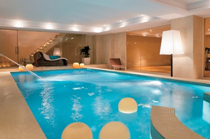 Filoxenia, Olive Spa indoor pool