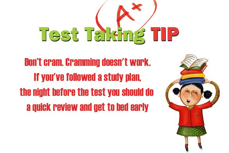How To Study For A Test And Stop Cramming | Future Docs