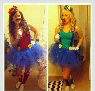 Best friend costumes~