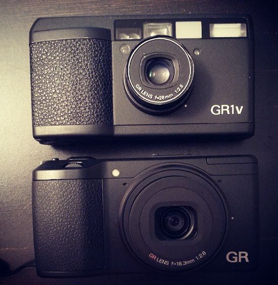 Ricoh GR Digital (GRD V) for Street Photography - Eric Kim