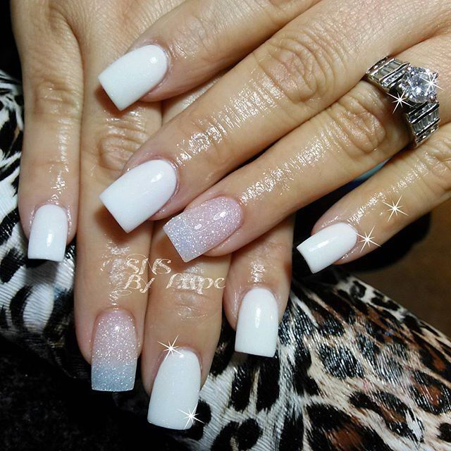 SNS nails by Lupe !