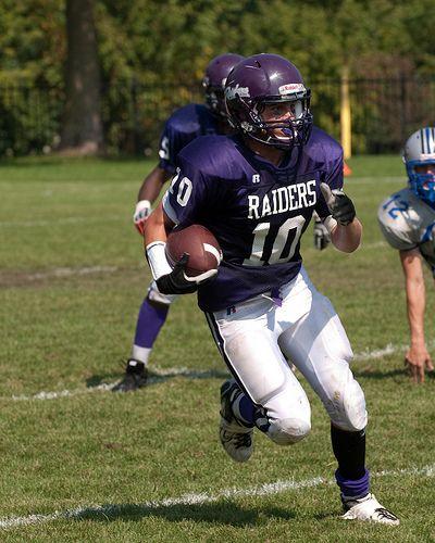 Youth Football Running Back Drills