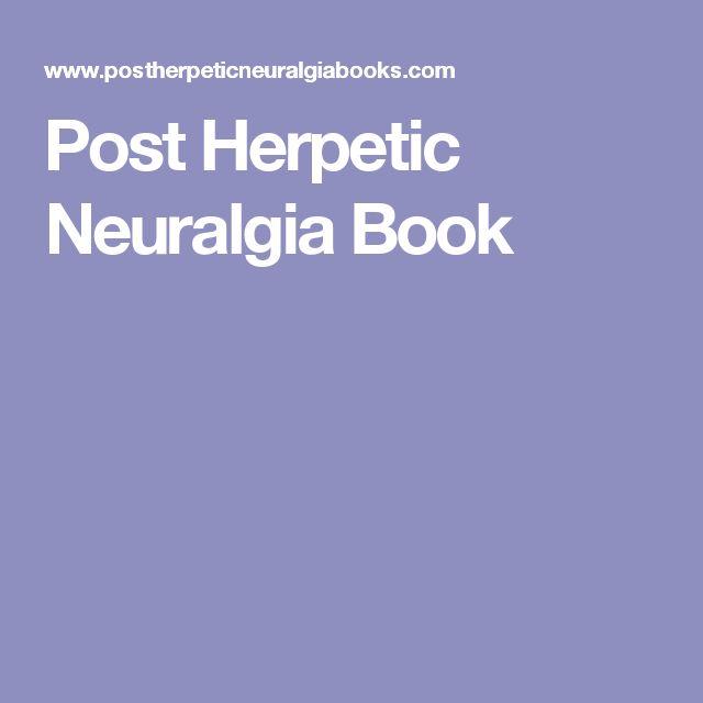 Post Herpetic Neuralgia Book