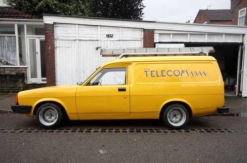 Morris Ital 440 Van - Ex. British Telecom. Want.