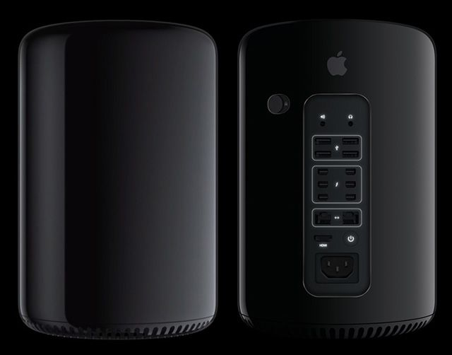 A pro with serious workstation needs reviews Apple's 2013 Mac Pro. I want this.