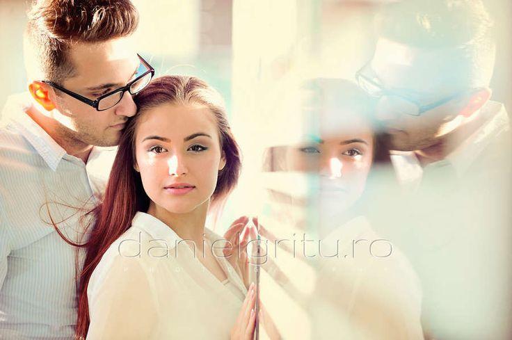 I LOVE REFLECTIONS couple photo session -  by Daniel Gritu www.danielgritu.ro