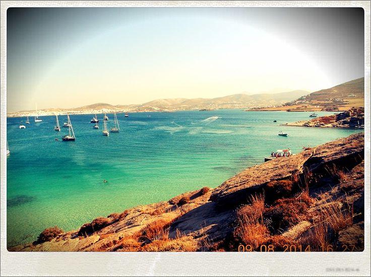 Agios Ioannis Beach, Naousa, Paros