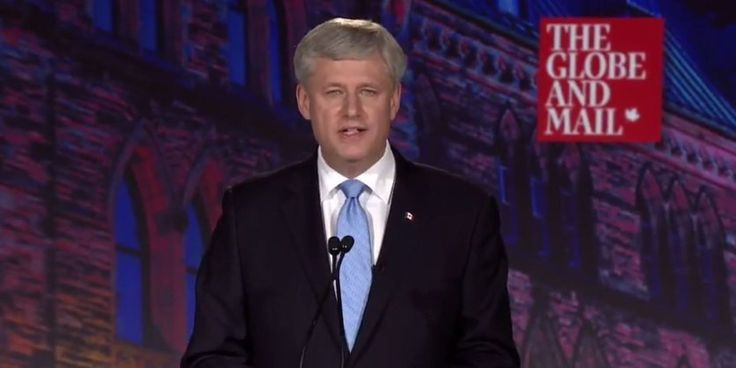 Harper has fanned xenophobic fears, putting women at risk in a cynical bid for votes.