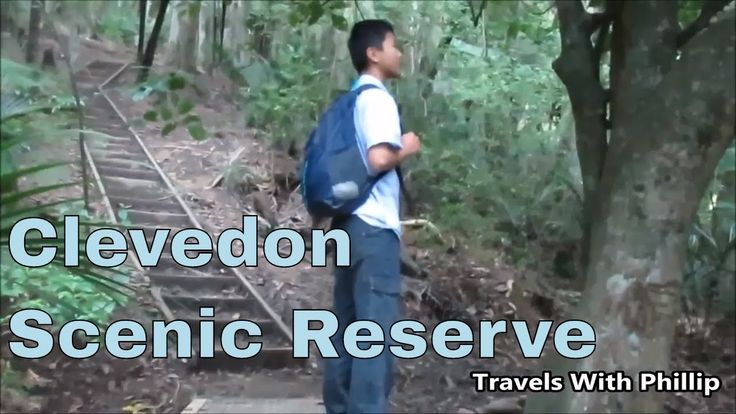 Clevedon Scenic Reserve, Auckland, New Zealand