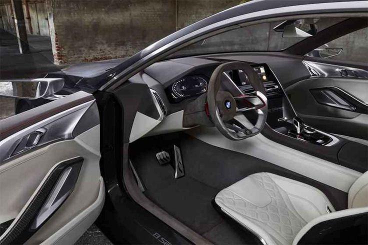 Conceito BMW 8 Series 2019 – um prenúncio de uma nova família de BMW 8-Series: Preço, Consumo, Interior e Ficha Técnica