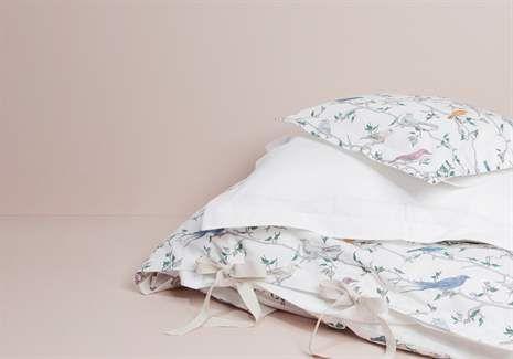 Garbo & Friends, Påslakanset, Vagn/Vagga, Birds Sängkläder till vagn & vagga Textilier Barnrum på nätet hos Lekmer.se