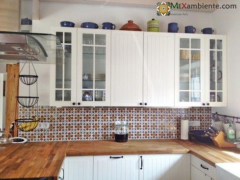 18 best Tapete images on Pinterest Wall design, Wall papers and Murals - fliesenspiegel in der küche