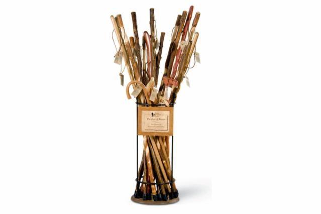 Why Choose a Wooden Walking Stick Instead of Metal?: Brazos Walking Sticks