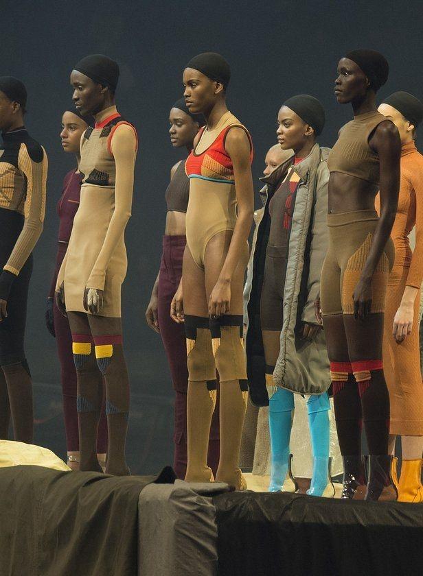 Yeezy Fashion Show