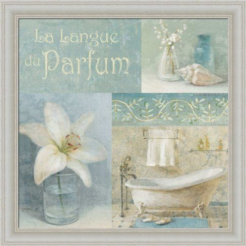 Room Bathroom Wall Art Print Framed Décor |