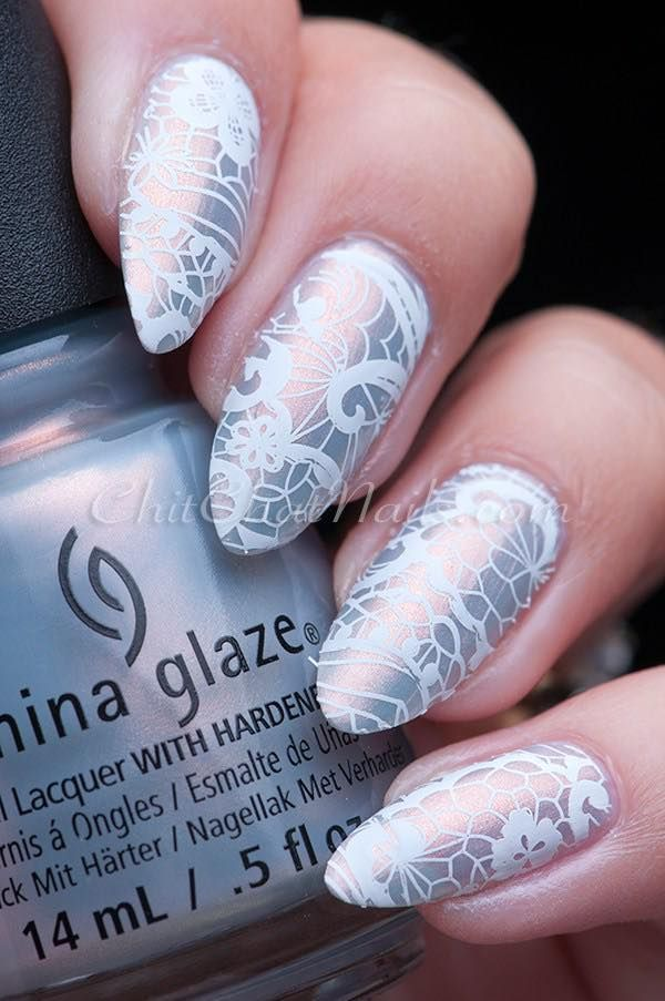 58 best DIXIE PLATES - Stamping Nail images on Pinterest | Stamping ...