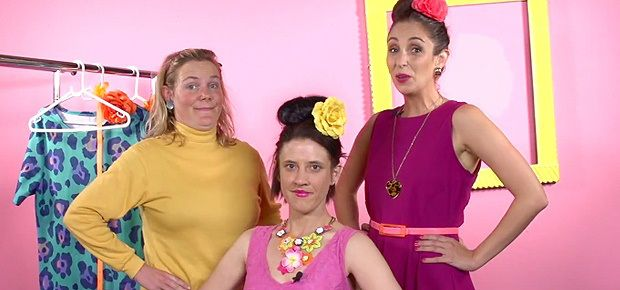 This Is What Happens When Anne Hirsch And Suzelle DIY Make A Video Together | El Broide