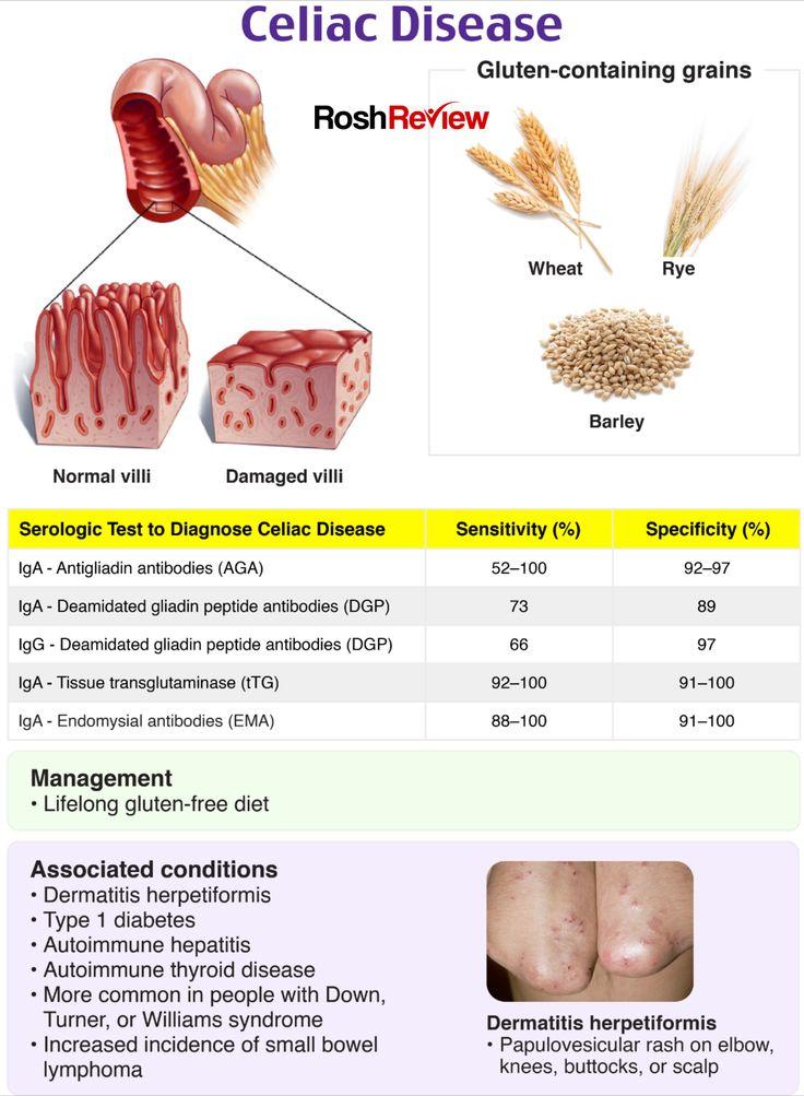 Celiac Disease in 2020 Family medicine, Medicine