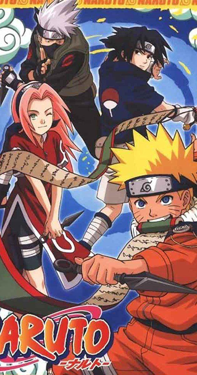 Naruto : Created by Masashi Kishimoto.  With Junko Takeuchi, Maile Flanagan, Kate Higgins, Chie Nakamura. Follows the struggles of three young ninjas - Naruto Uzumaki, Sasuke Uchiha and Sakura Haruno - as they go through their training.