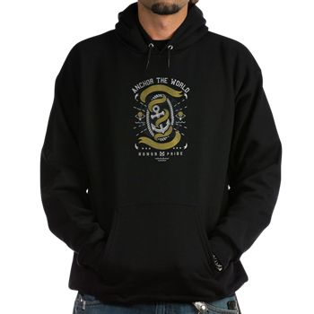 Anchor The World Sweatshirt