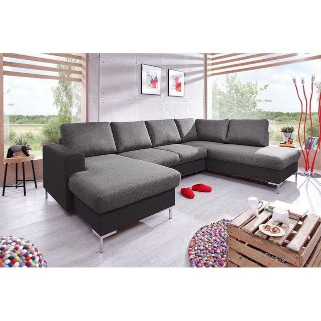 Canape D Angle Panoramique Lilly En 2020 Canape Angle Canape